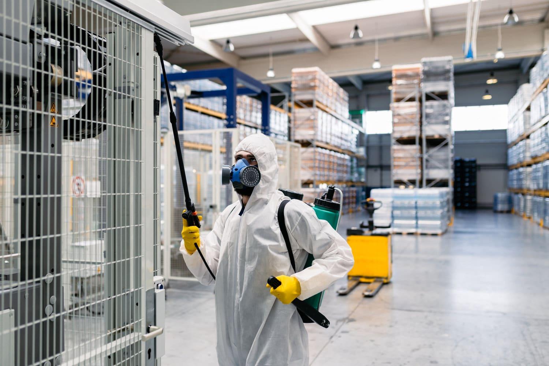 Дератизация на складово помещение - sanita.net
