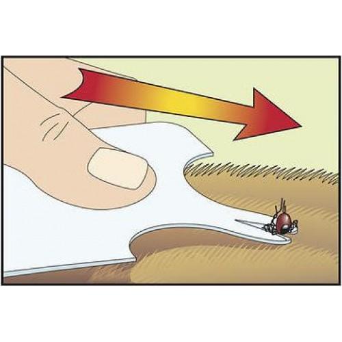 Инструмент за вадене на кърлеж - Саниста ВИП