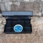 Специална кутия за поставяне на отрова за плъхове и мишки-sanista.net