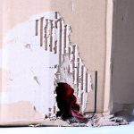 Нагризана преграда от плъхове и мишки-Саниста ВИП