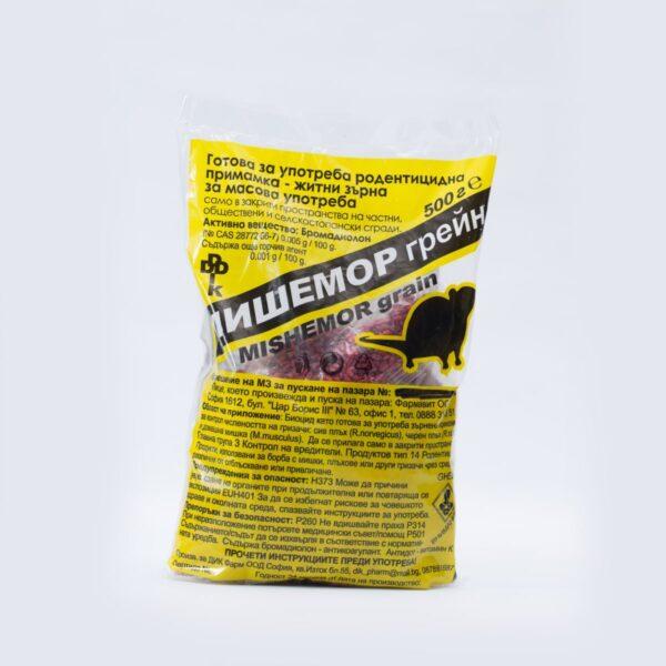 Мишемор Грейн опаковка 500gr