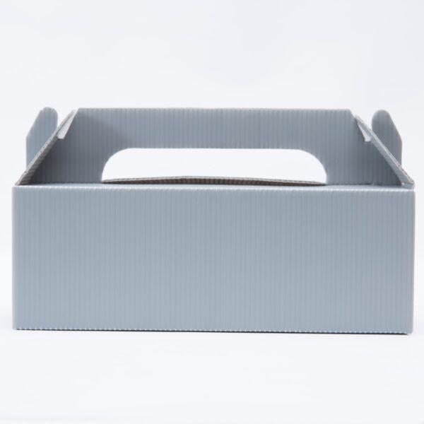 бяла дератизационната кутия за примамки в различни форми