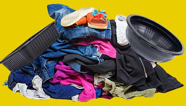 Молци, стари дрехи и вещи. Всичко това е предпоставка за развитието на молци вкъщи.